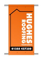 Scaffold Banner - Single sided - 1m x 2m..... CLICK HERE FOR MORE INFO